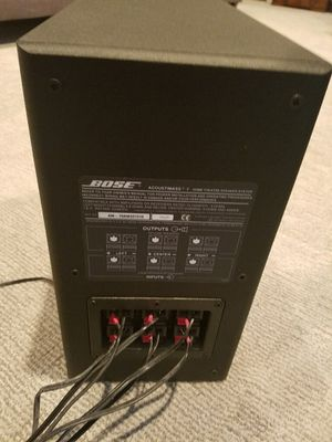 Bose Subwoofer for Sale in Denver, CO