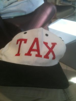 Official TAX hat of Illinois for Sale in Chicago, IL