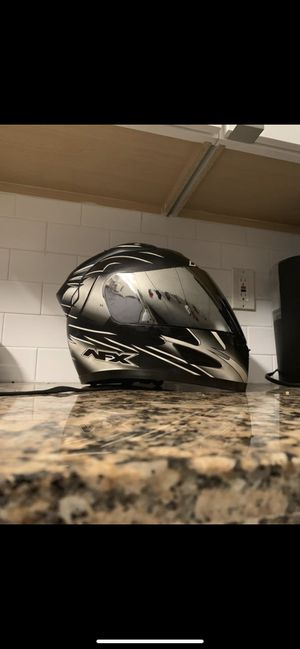 Motorcycle helmet and jacket combo for Sale in Fort Lauderdale, FL