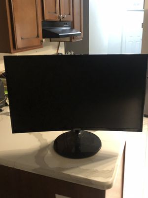Samsung monitor for Sale in Denver, CO