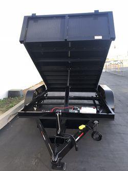 2019 Dump Trailer 8x10x2 for Sale in South Gate,  CA