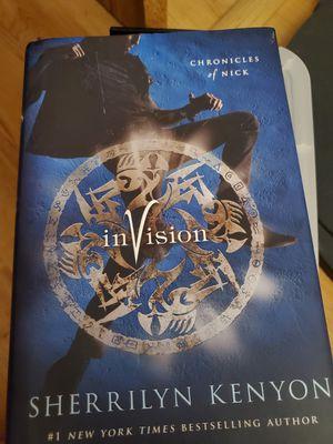 Sherrilyn kenyon books for Sale in El Cajon, CA