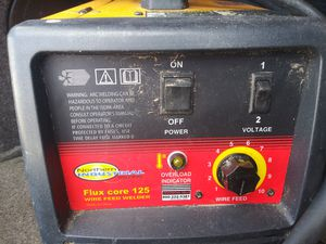 Flux core welder for Sale in Houston, TX