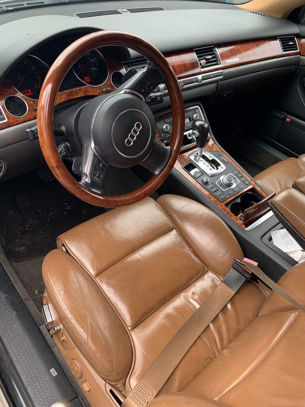 *Parts for (05 Audi A8 4.2 Quattro)