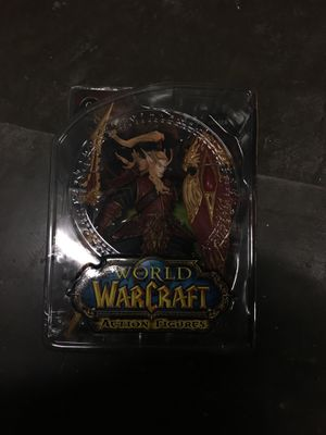 World of Warcraft Action Figure for Sale in San Jose, CA