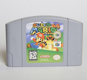 Nintendo 64 N64 super Mario 64 for Sale in Lowellville, OH