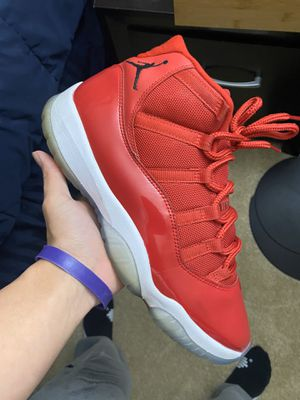 Gym red 11 Size 11 Og all for Sale in Roseville, CA