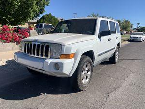 2006 Jeep Commander V6 for Sale in Mesa, AZ