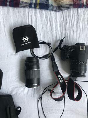 Canon eos rebel t5 camera for Sale in Stockton, CA