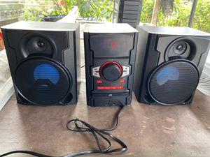 Blackweb 100-Watt Bluetooth CD Stereo System for Sale in San Diego, CA
