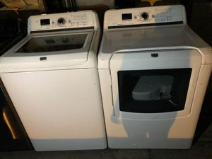 MAYTAG BRAVOS TOP LOAD SET for Sale in San Clemente, CA