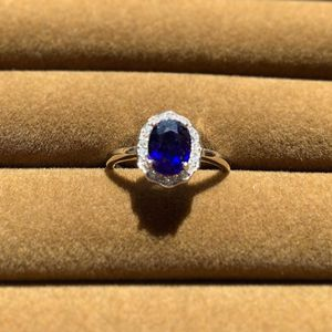 Natural Sapphire Ring (New Piece)+ FREE GIFT for Sale in Los Angeles, CA