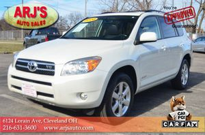2008 Toyota RAV4 Limited for Sale in Cleveland, OH