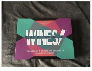 Read Between The Wines Party Board Game Wine Wit Wordplay Drinking Alcohol Adult for Sale in Nashville, TN
