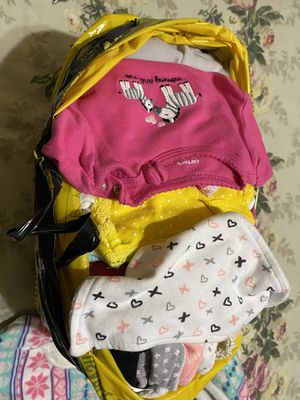 Baby girl 3-6 months clothes. for Sale in Zephyrhills, FL