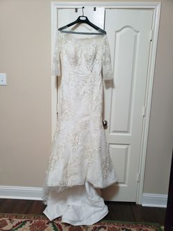 Wedding dress 👰 for Sale in Humble,  TX
