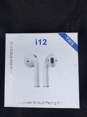 Bluetooth headphones new for Sale in Sebring, FL