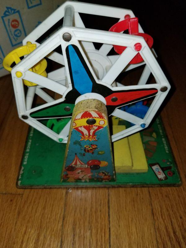 Fisher price ferris wheel