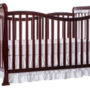 Dream On Me Violet Convertible Crib Cherry for Sale in Hayward, CA