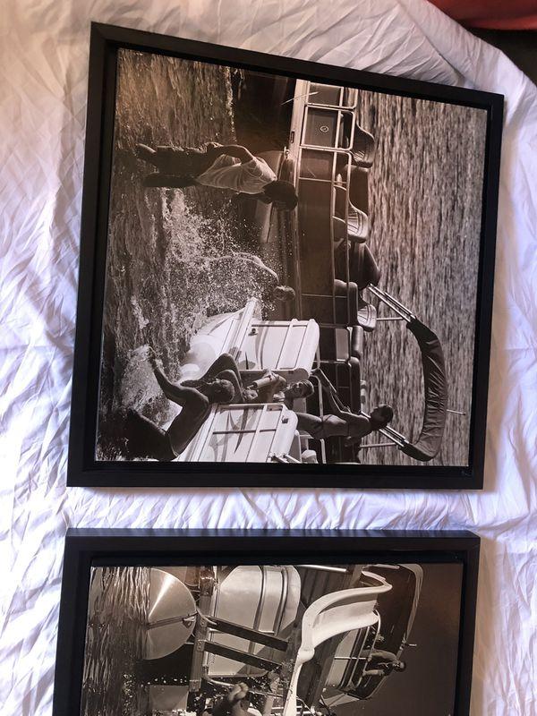 Pontoon boat pictures portrait