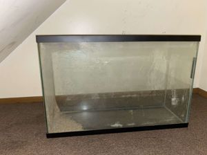 40 gallon aquarium for Sale in Palatine, IL