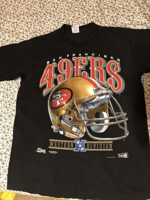 1991 49ers tee for Sale in Palmdale, CA