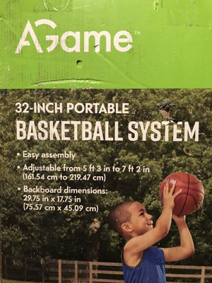 AGame kids basketball hoop for Sale in Clovis, CA