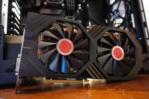 Xfx Radeon rx590 GTs GPU for Sale in Orlando, FL