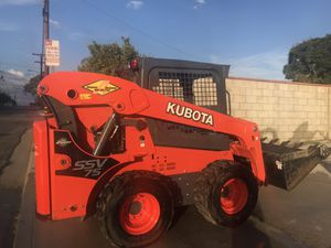 Kubota SSV75 Skid Steer for Sale in City of Industry, CA