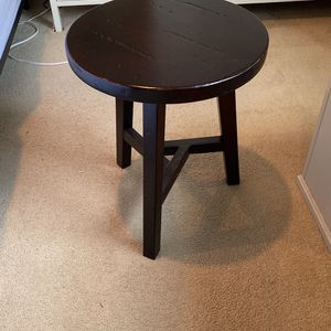 """Solid Wood Stool Approx 29"""" High for Sale in Bothell, WA"""