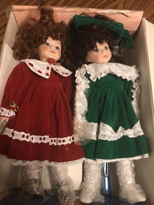 Antique collector dolls. Authentic for Sale in Perryville, MD