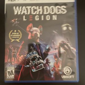 Watch Dogs Legion PS5 for Sale in El Cajon, CA