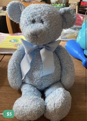 Baby Blue Stuffed Teddy Bear for Sale in Aurora, IL