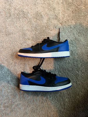 Nike Jordan Retro 1 low size 6Y Royal for Sale in Triangle, VA