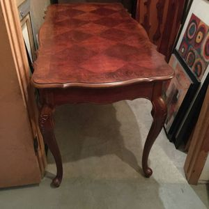 Custom design Antique desk/table. for Sale in Houston, TX
