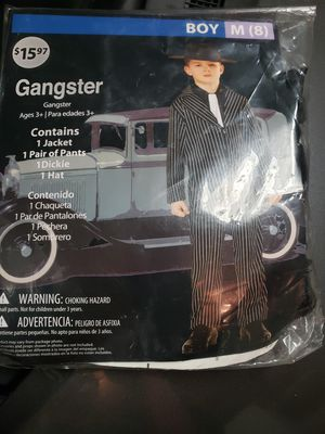 Gangster Halloween costume for Sale in Stockton, CA