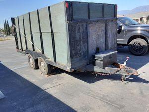 8x16 utility trailer for Sale in San Bernardino, CA