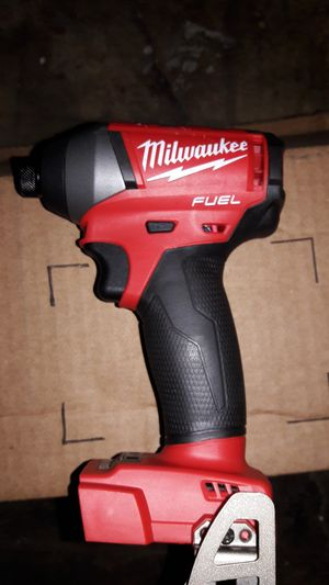Milwaukee m18 fuel impact ..tool only for Sale in Carson, CA
