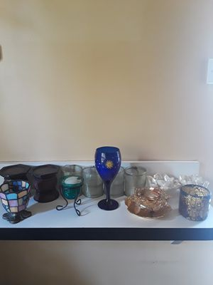 Candle holders for Sale in Flossmoor, IL