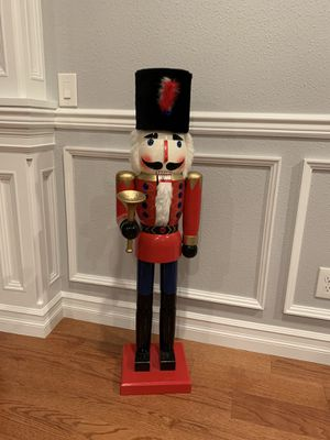 "Vintage Christmas Nutcracker 42"" for Sale in Kent, WA"