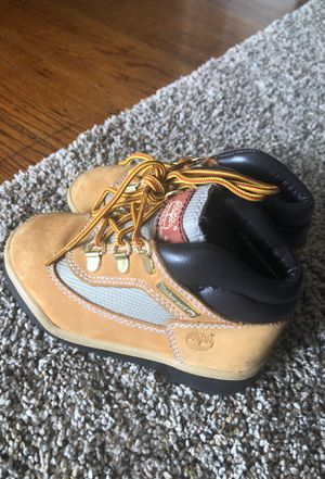 Timberland Shoes 9 Toddler for Sale in Manassas, VA