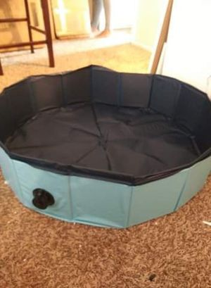 Foldable/ Collapsable Pet Pool/ Bathtub for Sale in San Diego, CA