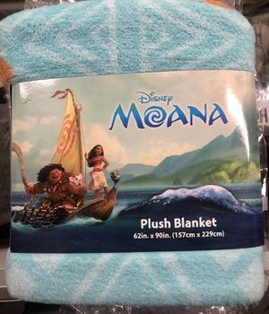 Moana Blanket for Sale in Los Angeles, CA