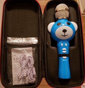 New!! Bluetooth microphone/speaker (has lights)... $35 for Sale in Nashville, TN
