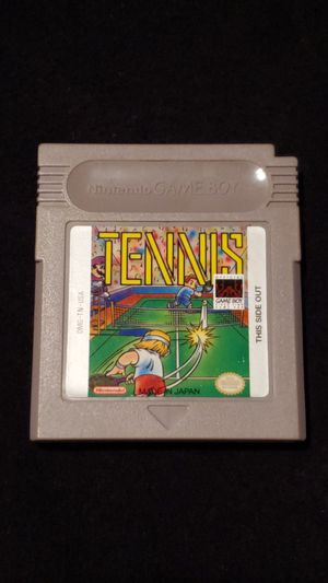 Tennis Gameboy Game for Sale in Middletown, MD