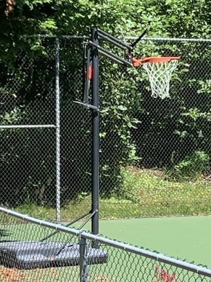 Lifetime Adjustable basketball hoop for Sale in Snohomish, WA