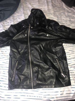 Leather jacket for Sale in Baltimore, MD