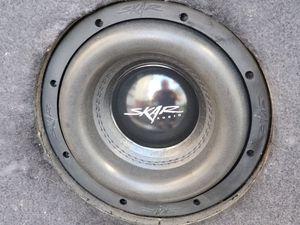 8' inch Skar Audio woofer for Sale in Providence, RI
