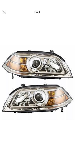 New in box 2004-2006 Acura MDX head lights kit. for Sale in Chicago, IL