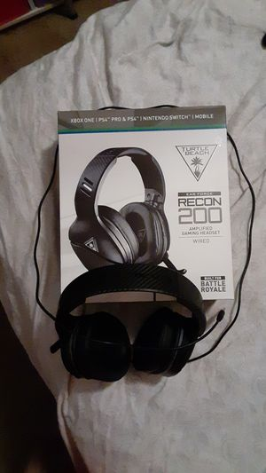 TURTLE BEACH HEADSET/Reduced Price! for Sale in Austin, TX